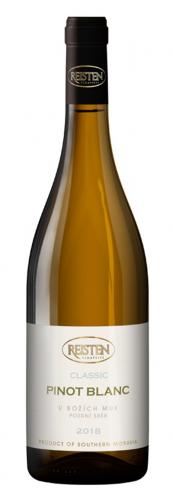 Pinot Blanc 2018, pozdní sběr