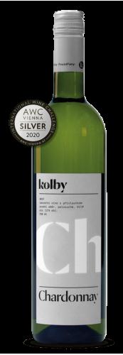 Chardonnay 2019, pozdní sběr