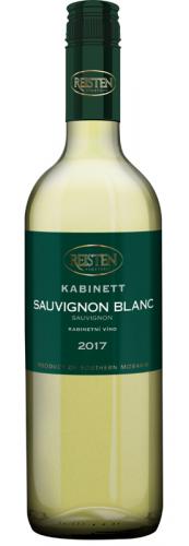 Sauvignon Blanc 2017, kabinet