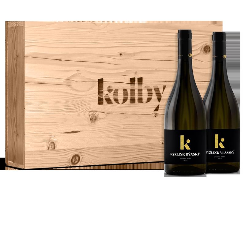 Premium box Kolby