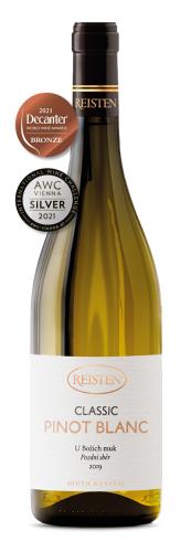 Pinot Blanc 2019, pozdní sběr